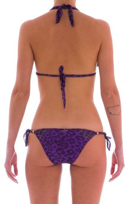 Animalier Slide Triangle Bikini Pin-Up Stars - 18