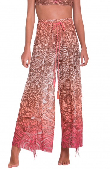 Pantalone Pareo Animal Cool Degradè Pin-Up Stars - 1