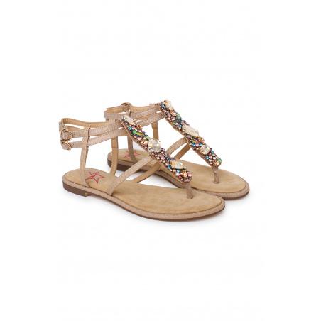 Sandalo Pietre Preziose