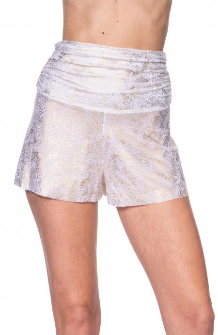 Shorts Jaguard Lamina Pin-Up Stars - 1