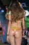 Bikini Brassiere Slip Fiocchi Ricamo Paillettes Dune Pin-Up Stars - 1