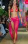 Bikini Triangolo Imbottito Slip Brasiliana Stampa Piuma Paillettes Pin-Up Stars - 2