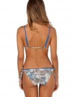 Bikini Brassiere stampa Palm Springs
