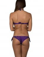 Bikini Brassiere stampa Macula Animalier