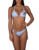 Bikini Triangolo Scorrevole stampa Animalier