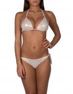 Bikini Triangolo Scorrevole stile Navy